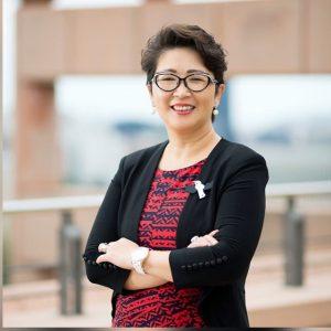 Rose Wang, CEO, Binary Group
